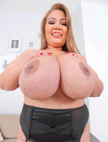 Miss LingLing – Plumper Pass – Monster Tits Sexterminator HD 720p