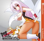 Great pinups by AntharesV EcchiFactor Elsword