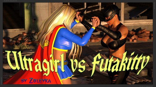 Ultragirl Vs Futakitty