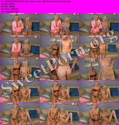 JerkOffInstructions.com [01.03.2012] Elaina Raye, Vanessa Cage - Boyfriend try-out jerk session Thumbnail