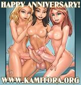 Kamitora Pack (More Comics and Arts)