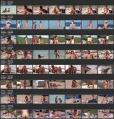 NudeBeach bb14035-14042 (Beach Voyeur Nude Females Spy cam)