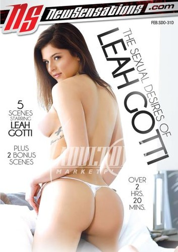 The Sexual Desires Of Leah Gotti (2016/DVDRip)