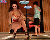 Sexy mother in new Y3DF – Fucking Dead 3 - 73 pages