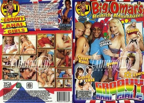 Big Omar's British Adventures Groovy Anal Girls (DVDRip)