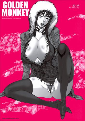 [Ozashiki (Sunagawa Tara)] One Piece - GOLDEN MONKEY (English Hentai)