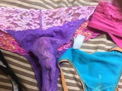More roommate dirty panties collection