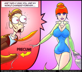 Super comic by Knave - The Cougar