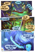 Fantasy comic by Acerok - Lost and Found - Ongoing