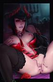 Sexy elf artwork by TagoVanTor 2020