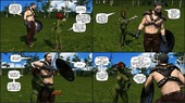 Fantasy comic by Corruption of the Champion part 1 by VipCaptions